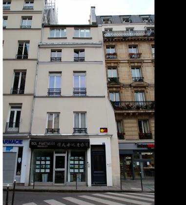 Présence sur l'arrondissement